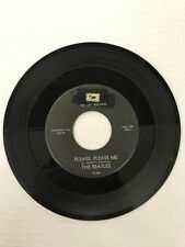 THE BEATLES-PLEASE PLEASE ME-VJ 581-Black Label-VINYL 6.0, SLEEVE Plain