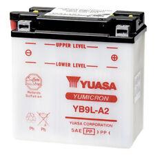 NEW 12V9AH 130CCA YUASA Motorcycle Battery YB9L-A2