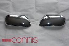 Jaguar XJ6 XJ8 XJR 1994-2003 Chrome Side Door Wing Mirror Covers Brand New