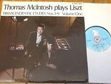UNS 228 Thomas McIntosh plays Liszt Vol. 1