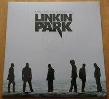 Linkin Park - Minutes To Midnight - Black Gatefold Vinyl LP - New & Sealed