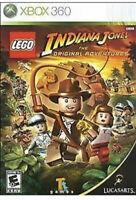 LEGO Indiana Jones: The Original Adventures Xbox 360 Game 1 (Xbox One/series X )
