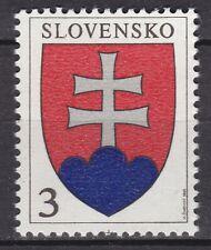 SLOVAKIA 1993 **MNH SC# 150 Natl. Arms