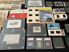 E5 HUGE LOT ASSORTED POST CARDS/RARE NEGATIVES/MAO/PSE