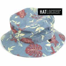 Kooringal - Tropical Men's Blue Bucket Hat