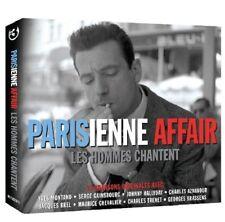 PARISIENNE AFFAIR-LES HOMMES CHANTENT (JACQUES BREL, LEO FERRE,...) 3 CD NEW+