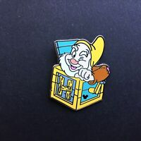 DLR - 2009 Hidden Mickey Series - Seven Dwarfs Collection Happy Disney Pin 74574