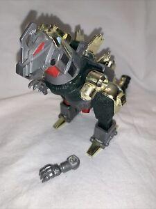 TRANSFORMING GODZILLA ROBOT FIGURE Like G1 Grimlock Needs Repair VERY COOL