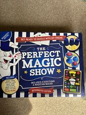 The Perfect Magic Show 137 Tricks Beginner's Edition Everything A Magician Needs