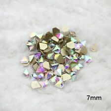 3D Nails Art Rhinestones Glitters Beads Acrylic Sequins Decoration Tips Manicure
