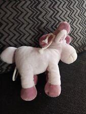 """Spieluhr Noukies Pferd rosa lila ,, Guten Abend,gute Nacht"""""""