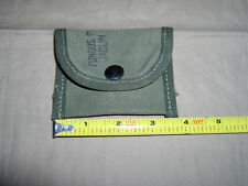 WW2 US Military Issue small parts pouch