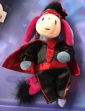 "Disney Eeyore Winnie Pooh Valentine Zorro Costume Beanbag Plush 2001 8"""