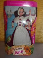 Pilgrim Barbie Doll 1994 Mattel Special Edition American Stories Collection NRFB