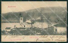 Varese Lago Biandronno TRACCE UMIDO cartolina QK8312