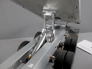 Lifting Mech Kipper Anhänger Bett Kipper Lift Tamiya RC 1/14 King Grand Hauler