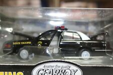 Gearbox 1:43 Scale 2001 FORD CROWN VICTORIA WYOMING HIGHWAY PATROL #27142