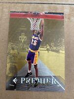1994-95 Upper Deck SP Basketball #10 Eddie Jones Premier Prospects FOIL RC