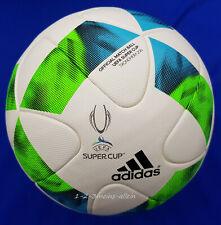 NEU - ADIDAS MATCHBALL SUPER CUP TRONDHEIM 2016 PALLONE SOCCER BALLON FOOTBALL