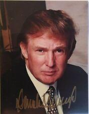 Автограф Donald Trump
