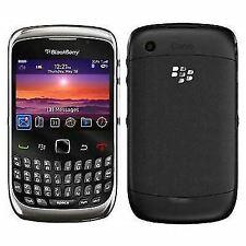 BlackBerry 9300 3G Curve Smartphone (Unlocked) - Black