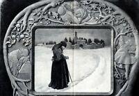 Lebensalter XXL Kunstdruck 1905 Hermann Neuhaus * Barmen Kind Mutter Witwe Oma