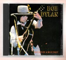 RARE CD ★ BOB DYLAN - BALLAD OF A BLUE POET ★ ALBUM MADE IN ITALY (ANNEE 1992)