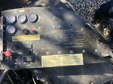 2008 Jacobsen Hr9016 Control Gauge Panel