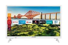 Telefunken XH24J501V-W 24 Zoll Fernseher (Smart TV inkl. Prime Video/Netflix)