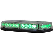 BUYERS PRODUCTS 8891048 - LIGHTBAR,MINI,LED,12-24 VDC, GREEN, MAG/