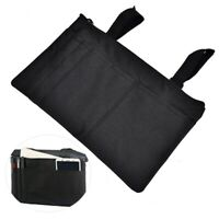 Wheelchair Scooter Side Bag Armrest Pouch Organizer Bag Phone Pocket Walker New