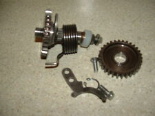 2010 kawasaki kx65,kx 65 kick starter shaft ,spring ,gear