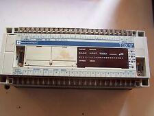 3c) TELEMECANIQUE TSX 17 2 3428F V:1/4 + cartes TSX P1720FA et TSX MC70 E38