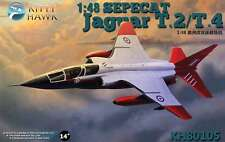Kitty Hawk 1/48  Sepecat Jaguar T.2/T.4 #80105 #KH80105  *New*Sealed*