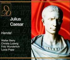 Handel: Julius Ceasar 3CD set, Wunderlich, Berry, Ludwig, Popp