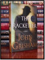 The Racketeer ✍SIGNED✍ by JOHN GRISHAM New Hardback 1st Edition First Printing