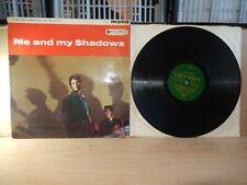 Cliff Richard & The Shadows - Me & My Shadows (1960 Green Columbia) LP