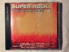 CD super rock session I BLUE OYSTER CULT CHEAP TRICK MEAT LOAF SIGILLATO SEALED!