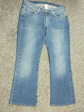 Lucky Brand Dungarees Sweet N' Low Short Length Bootcut Women's Jeans Size 6/28