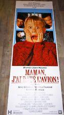 MAMAN J' AI RATE L' AVION  home alone ! macaulay culkin affiche cinema