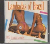 Various - Lambadas of Brazil (CD) (1990)
