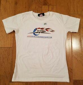 JR Motorsprorts Ladies nascar t shirt. Dale Earnhardt Jr
