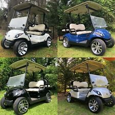 2016 Yamaha G29 AC motor 48v electric Golf Cart 4 seater passenger 14