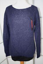 €189 NEU Maison Scotch 2 Teiler Woll Pullover & Tanktop  Gr. 3 DG ca. 40 Navy