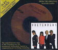 Pretenders Pretenders 24 Karat Gold CD Audio Fidelity NEU OVP Sealed AFZ 052