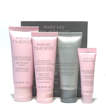 MARY KAY EXPIRED TIMEWISE MIRACLE SET 3D ~ THE GO/TRAVEL SET~NORMAL TO DRY