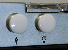 Leica M3 Flash Sync. plugs White