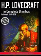 H. P. Lovecraft, the Complete Omnibus Collection, Volume I : 1917-1927 by...