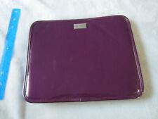 Lia Sophia Fuchsia Purple Travel Jewelry Organizer Case