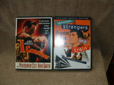 2 Dvd'S Alfred Hitchcock I Confess And Strangers On A Train